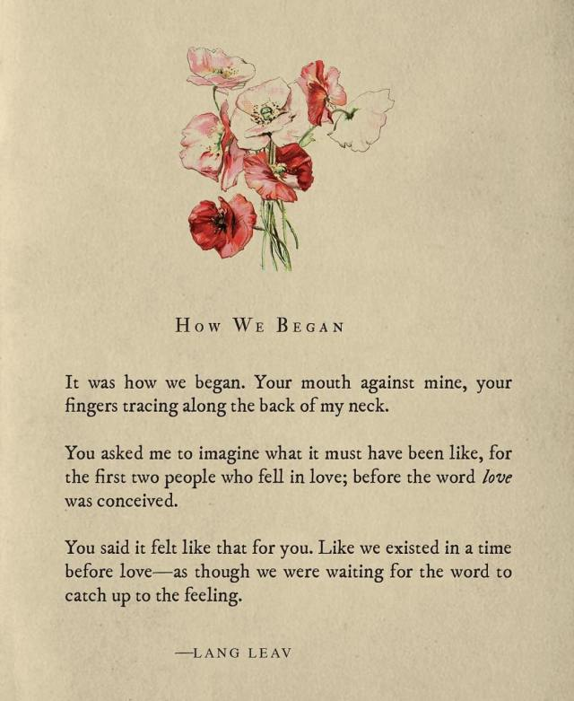 how we began lang leav.jpg