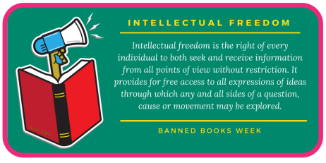 intellectual freedom definition