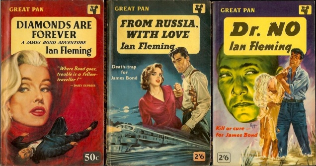 bond book covers