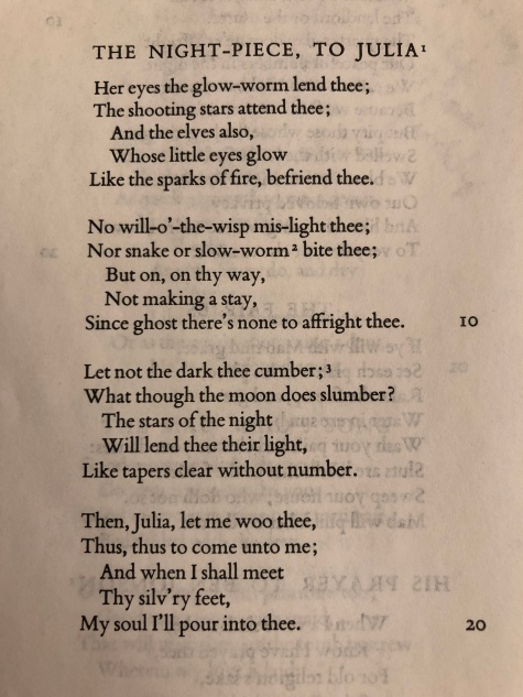 Robert Herrick Poems 7