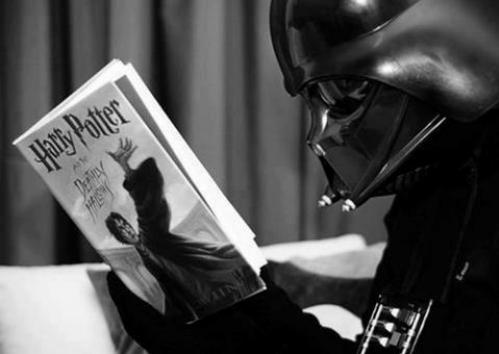vader reading